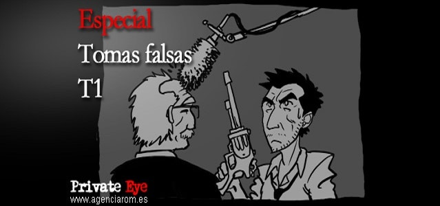 Private Eye - Tomas Falsas